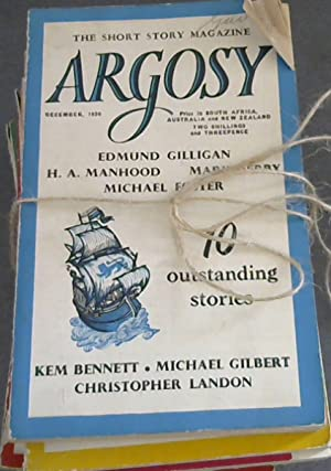 Argosy - Vol XVII - January-December, 1956