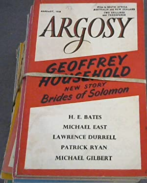 Argosy - Vol XIX - 1958 - 11 issues