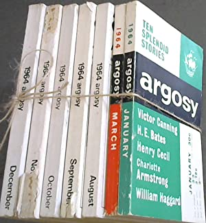 Argosy - Vol XXV - 1964 - 7 issues