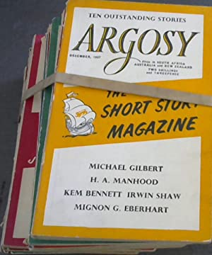 Argosy - Vol XVIII - 1957 - 12 issues