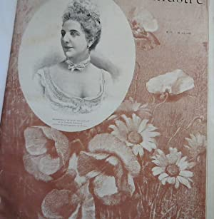 Paris illustre - 14 issues 1889
