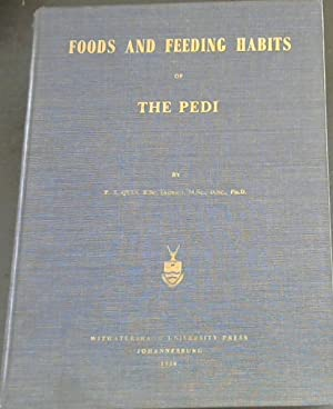Foods and Feeding Habits of The Pedi: Quin, P. J.
