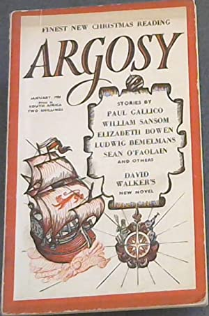 Argosy - Vol XVII, No 1 - January 1956