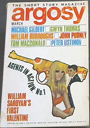 Argosy - The Short Story Magazine : Vol XXVIII, No 3 - March 1967
