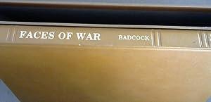 Faces of War: Badcock, Peter ;