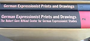 German Expressionist Prints and Drawings: The Robert: Barron, Stephanie ;