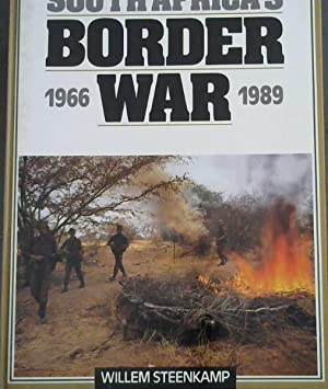 South Africa's Border War, 1966-89: Steenkamp, Willem