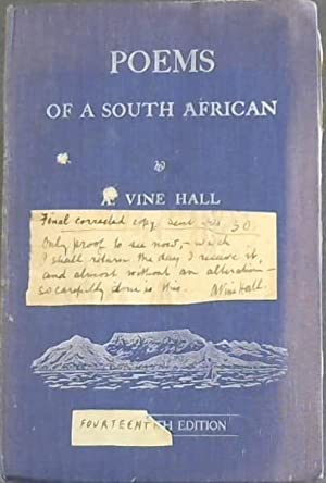 Poems of a South African : Collected Verse