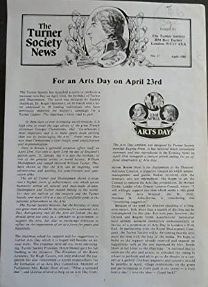 The Turner Society News: No 17 April 1980