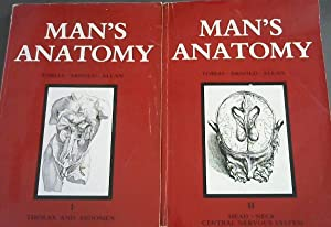 Man's Anatomy: a Study in Dissection - Vols 1 & 2