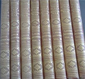 South Africa and the Transvaal War - 8 volumes
