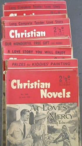 Christian Novels: 33 issues from 1952