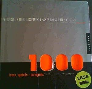 1000 Icons, Symbols + Pictograms: Blackcoffee