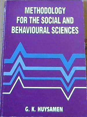 Methodology for the Social and Behavioural Sciences: Huysamen, G. K.