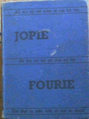 Jopie Fourie: De Wet, J.M.