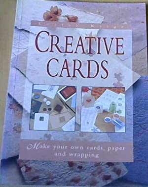 Creative Cards- Make your own cards, paper and wrapping