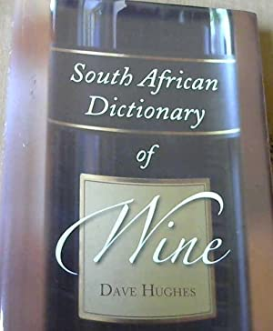 South African Dictionary of Wine