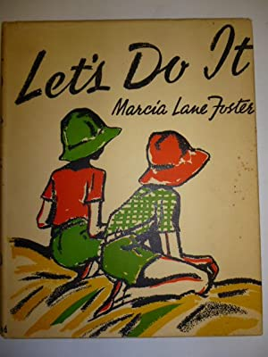 Let's Do It Sketches of Children: FOSTER, Marcia Lane