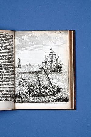 De rampspoedige scheepvaart der Franschen naar Oostindien. Onder't beleit van de Heer Generaal ...