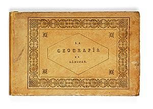 La Geografia en Laminas y Mapas, con el retrato y descricion de los usos, Trages y Costumbres de ...