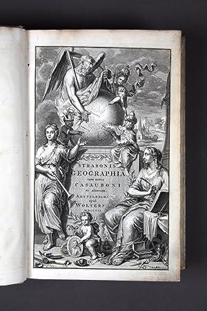 Strabonis rerum Geographicarum Libri XVII: STRABO