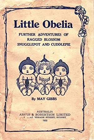 Little Obelia: Further Adventures of Ragged Blossom: GIBBS, May