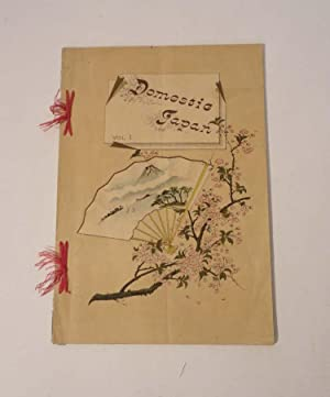 Domestic Japan. Illustrated descriptions of articles used: NARUMO, Kinjiro