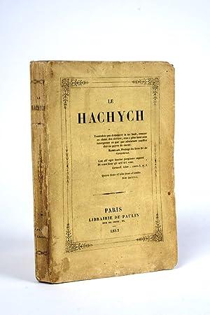 Le Hachych: LALLEMAND, Claude Francois