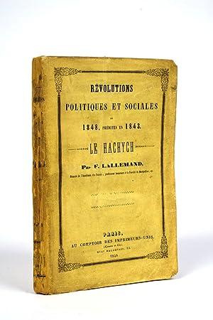 Révolutions Politiques et Sociales de 1848, prédites: LALLEMAND, Claude Francois