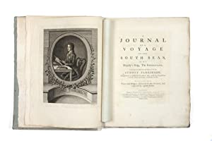 A Journal of a Voyage to the: COOK: FIRST VOYAGE]