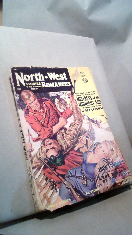 North West Romances Vol  XVII No  2 Fall