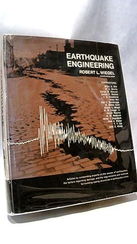 EARTHQUAKE ENGINEERING.: WIEGEL, Robert L.