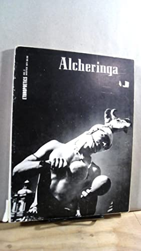 Alcheringa No. 3 Winter 1971 Ethnopoetics
