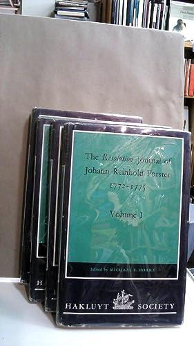 The 'Resolution' Journal of Johann Reinhold Forster: Hoare, Michael E.