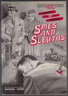 Films on Video Cassette Mystery Spy Suspense: Mulay, James J.
