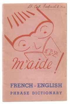 French-English Dictionary For The Wife