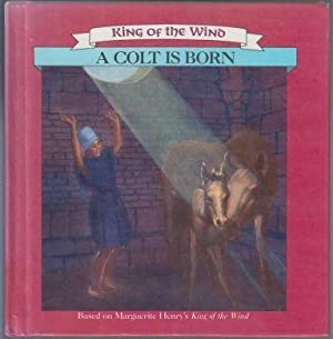 King of the Wind A Colt Is: Nichols, Joan; from
