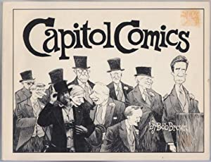 Capitol Comics A Humorous Look at The Virginia General Assembly