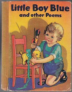 Little Boy Blue and Other Poems For Children: Pointer, Priscilla illustrator, No Author Credited