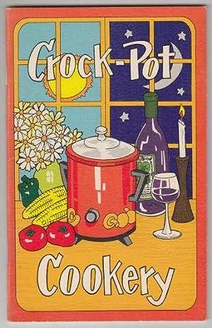 Crock-Pot Cookery: Chalmers, Irene