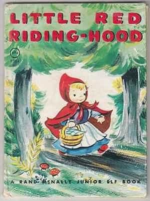 Little Red Riding-Hood. Good Junior Elf Hardcover: Friend, Esther