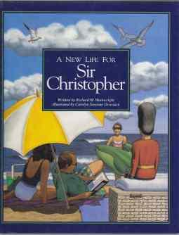 A New Life For Sir Christopher SIGNED: Wainwright, Richard M.