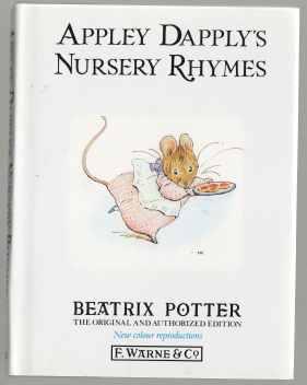 Appley Dapply S Nursery Rhymes By Beatrix Potter Abebooks