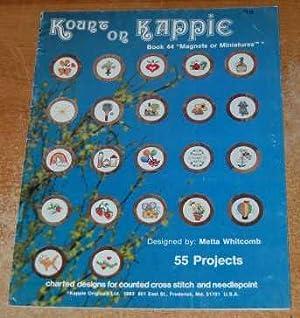 Kount on Kappie Book 44 Magnets or: Whitcomb, Metta; Kiuhn,
