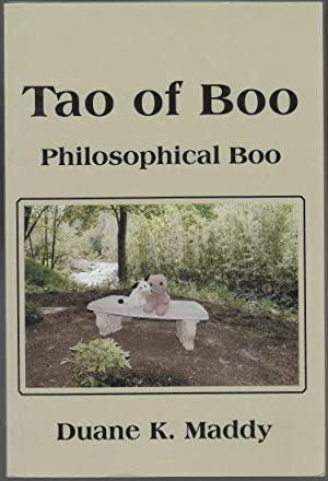 Tao of Boo Philosophical Boo SIGNED