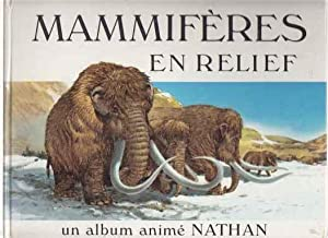 Mammiferes (un Album anime) Pop-Up Book