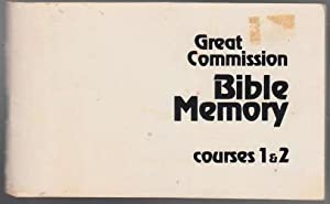 Great Commission Bible Memory Courses 1 & 2
