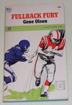 Fullback Fury: Olson, Gene