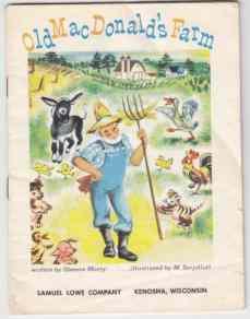 Old MacDonald's Farm: Morey, Sheena