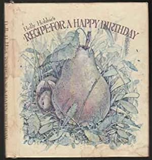 Holly Hobbie's Recipe For A Happy Birthday